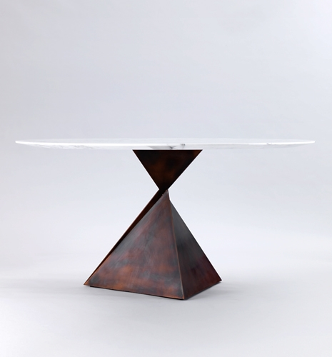marble table corian