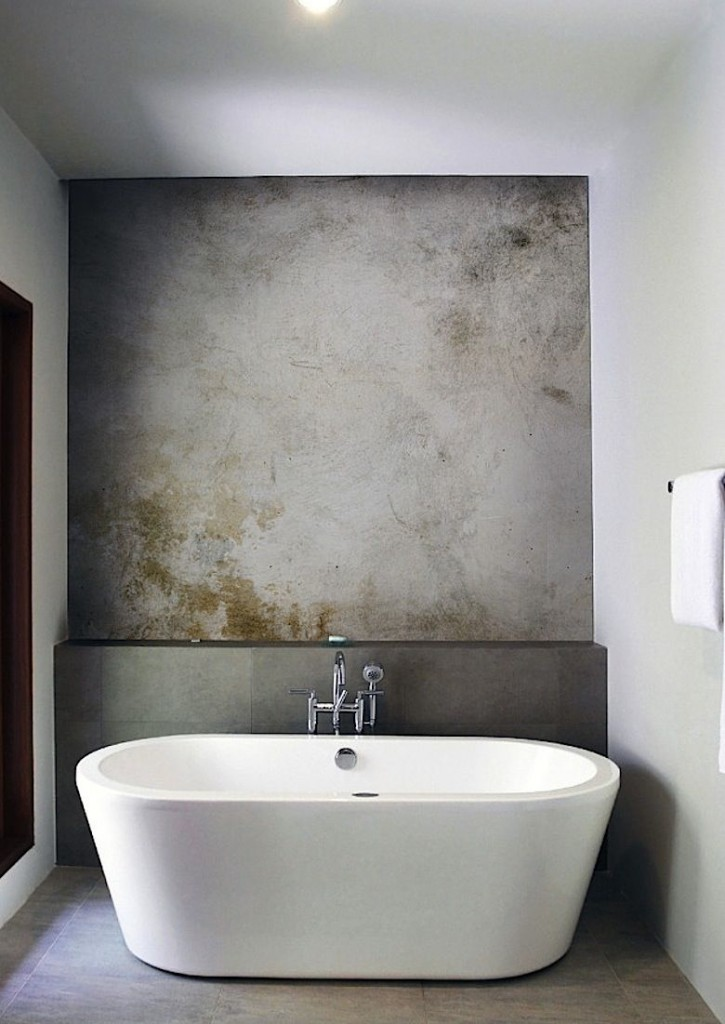 Industrial chic bathroom architetturaxtutti for Bad in design