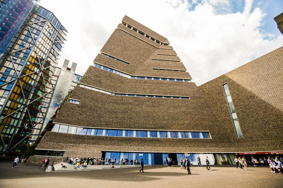 Tate Modern Herzog&De Meuron