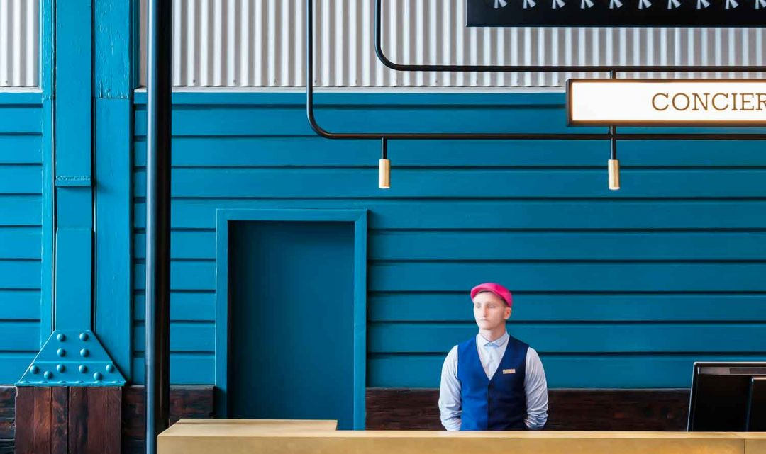 OVOLO HOTEL IN SIDNEY BY HASSEL STUDIO