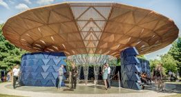 SPIRIT OF AFRICA: SERPENTINE PAVILION 2017