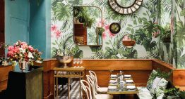 GLAMOUR TROPICALE: LEO OYSTER BAR
