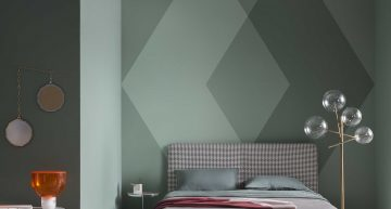 COLOR INSPIRATION: GEOMETRIC PAINTING IDEAS