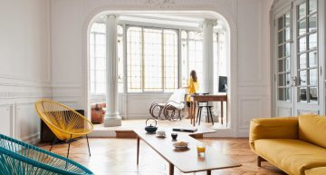 FRENCH STYLE – AN APARTMENT IN BORDEAUX