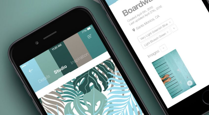 PANTONE STUDIO IS THE NEW APP FOR ALL THE COLOURS LOVERS