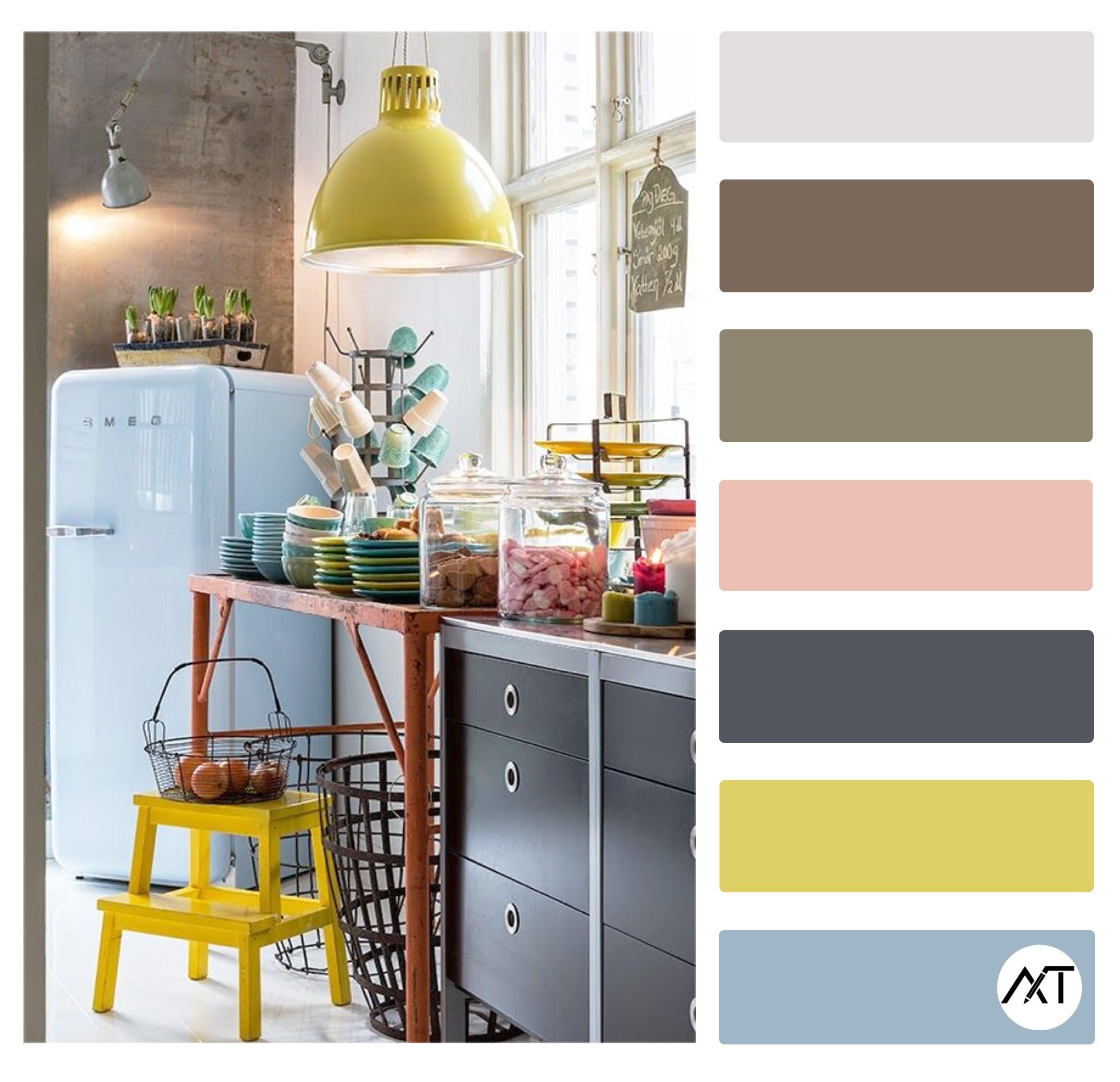 Wild Home Gym Design Inspirations 2016 Interior Design: COLOR INSPIRATION FOR INTERIORS