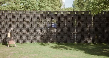 SERPENTINE PAVILION – 2018 – FRIDA ESCOBERO