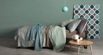 LUXURIOUS HOME LINENS: SOCIETY LIMONTA