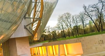 FRANK GEHRY: LOUIS VUITTON FONDATION, PARIS