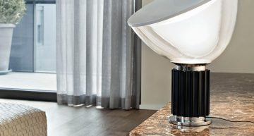 Taccia Lamp by Flos