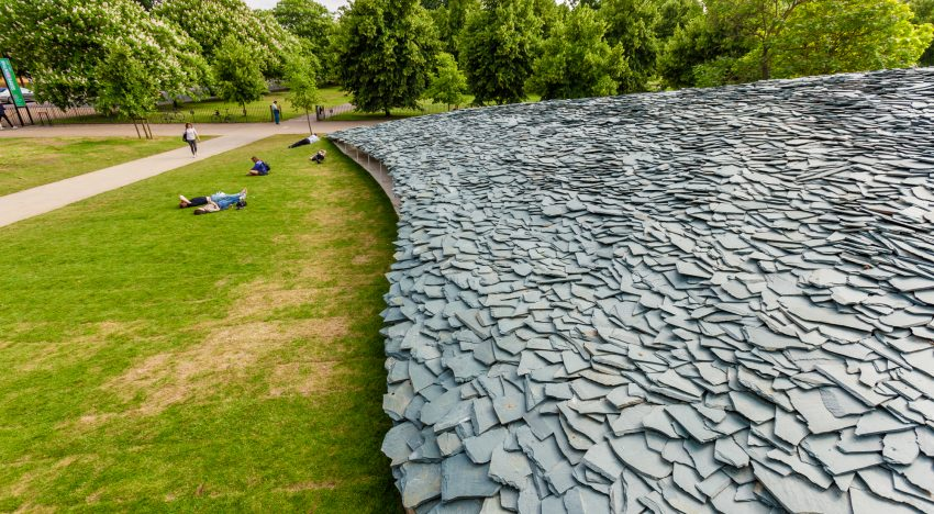 SERPENTINE 2019: REINVENTING THE ROOF